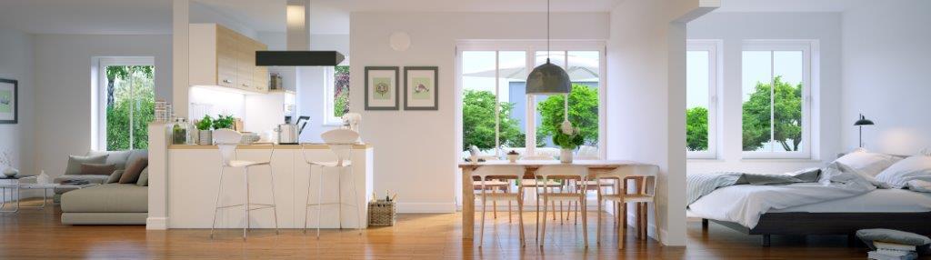 Vorteile beim Wohnen mit einer Lüftungsanlage