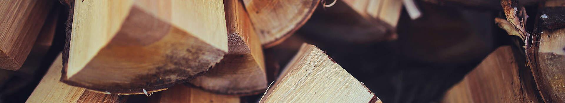 Holz für Kaminofen