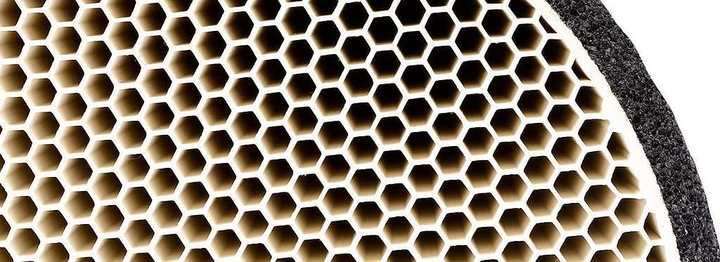 Keramikwärmespeicher - dezentrale Lüftung mit Wärmerückgewinnung