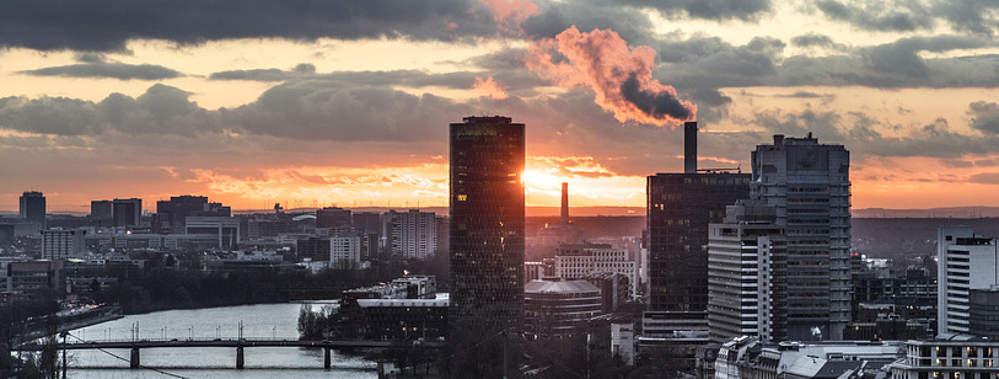 Luftverschmutzung und VOC-Konzentrationen verringern