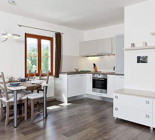 inVENTer-Referenz - Appartementhaus im Böhmerwald, Tschechien