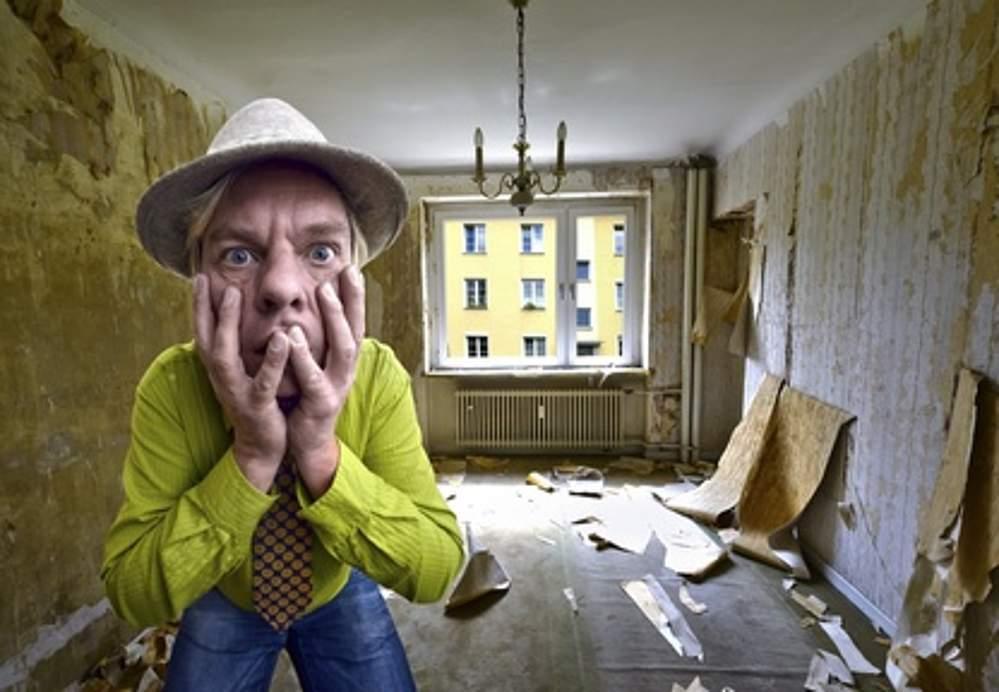 Schimmel dauerhaft entfernen: Sanierung zur Bekämpfung