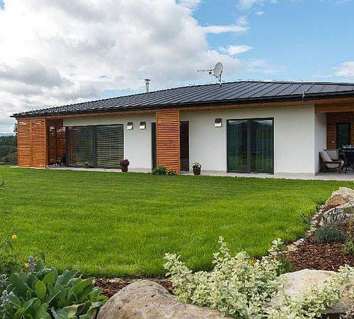 inVENTer-Referenz - Einfamilienhaus in Lukavica / Slowakei