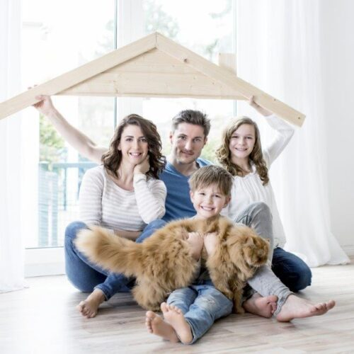 Mit Wärmerückgewinnung für Zuhause - Funktion der kontrollierten Wohnraumlüftung