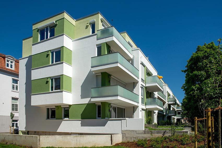 inVENTer-Referenz Mehrfamilienhaus Bremen Bild 1