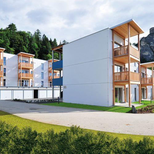 inVENTer-Referenz Mehrfamilienhaus Griffen Green Bild 9