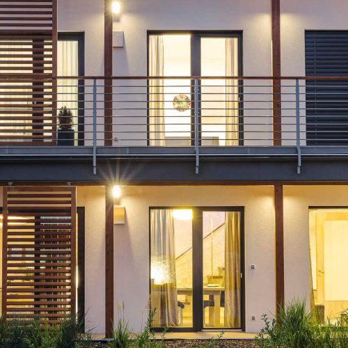 inVENTer-Referenz Mehrfamilienhaus Pilsen Bild 1
