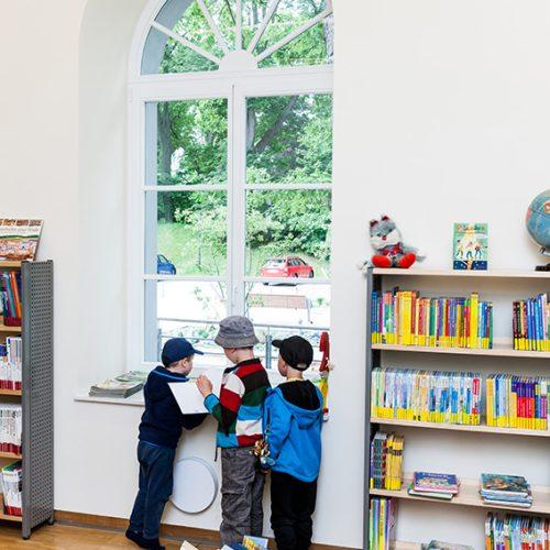inVENTer-Referenz Bibliothek Schleiz Bild 3