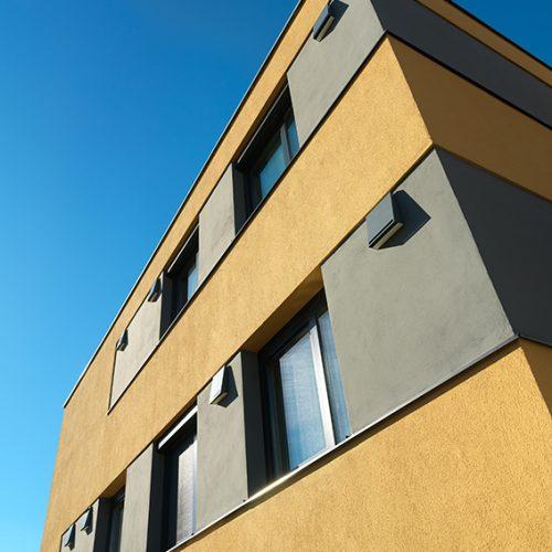 inVENTer-Referenz Mehrfamilienhaus Vomp Bild 2