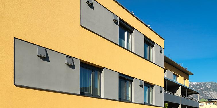 inVENTer-Referenz Mehrfamilienhaus Vomp Bild 1