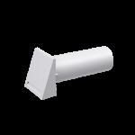 inVENTer-Wandeinbauset aV100 Außenansicht