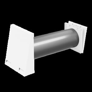 inVENTer-Außenluftdurchlass aV160 ALD Plus