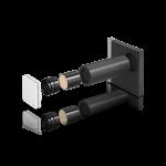 inVENTer-Lüftungssystem iV14-Zero Corner für die Fensterlaibung Explosionsdarstellung