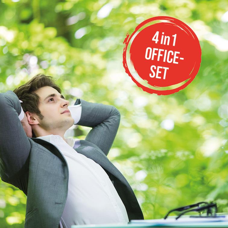 4in1 Office-Set von inVENTer