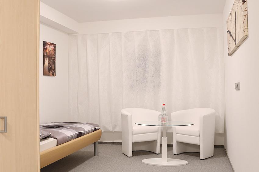inVENTer-Referenz Hotelzimmer Löberschütz Bild 1
