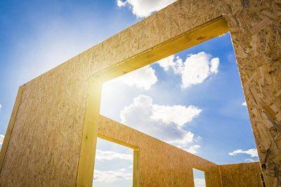 Holzständerbau mit inVENTer-Woodplex
